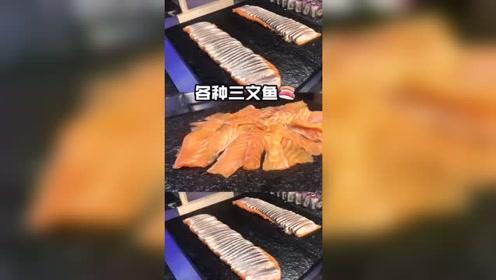 大胃王吃播 真正的24k纯肉自助,整整300多种菜品!