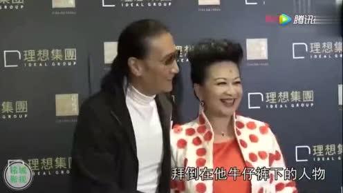 港星谢贤与小他49岁女友分手!八十岁老人谈恋爱不输小鲜肉!