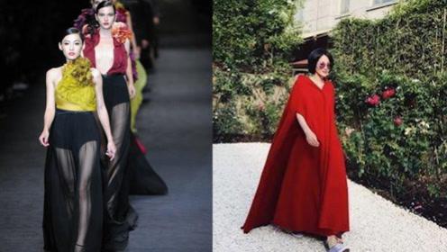 50岁王菲和39岁张柏芝同是走秀,网友:一个像道姑,一个像超模