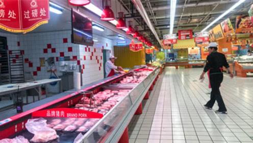海南的猪肉多少钱一斤?带你到市场看看,听到价格不敢相信