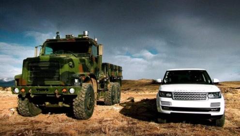 军用车与普通车到底有什么不同之处,一起来了解一下!