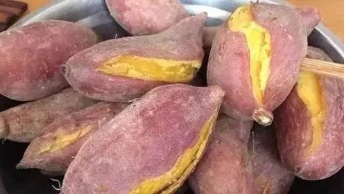 """长期把""""红薯""""当早餐吃的人,到最后都怎么样了?"""