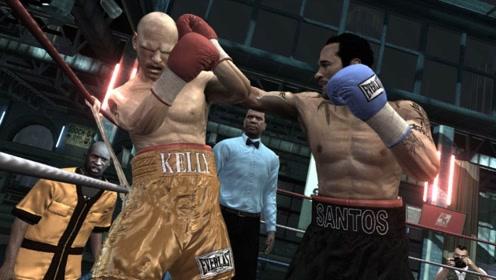 拳坛超级猛将,霸气连击强势摧毁对手!