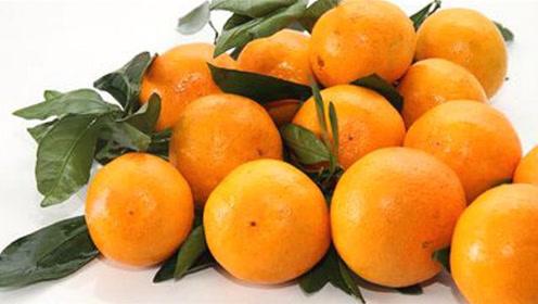 """挑选橘子有窍门,牢记一个""""小机关"""",甜不甜一眼看出,涨知识了"""