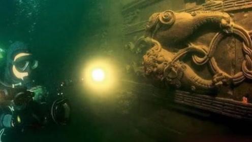 海南海底发现72座村庄,仍有生活迹象,海下真的有人居住吗?