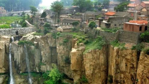 世界上最危险的村子,脚底下是万丈悬崖,网友:这谁晚上敢翻身