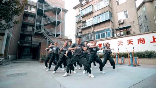 流行舞《Alive》,从舞蹈中看到活着的希望!