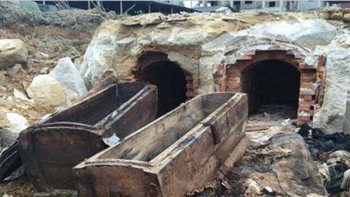专家发现明朝大官墓,嫌太慢直接用炸药炸开,发现稀世国宝!