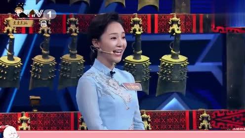 主持人大赛:美女选手惊艳亮相,竟比董卿还要美,康辉都看直了眼