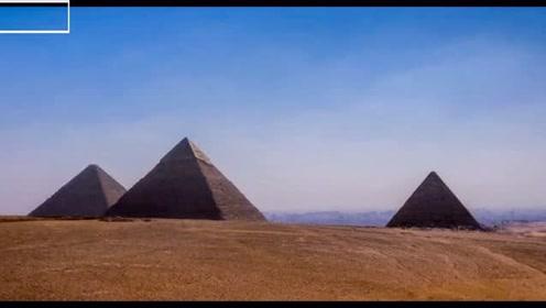 其实大家熟悉的金字塔,不是四面而是八面,不得不佩服设计者的智慧