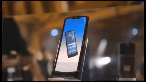 华为也要推出类似Razr的折叠手机 和摩托罗拉拼技术