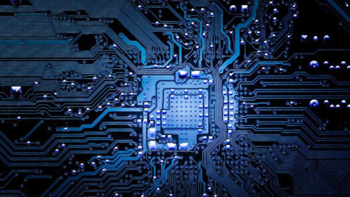 显微镜下的CPU有多壮观?晶体管分布比大脑神经都复杂