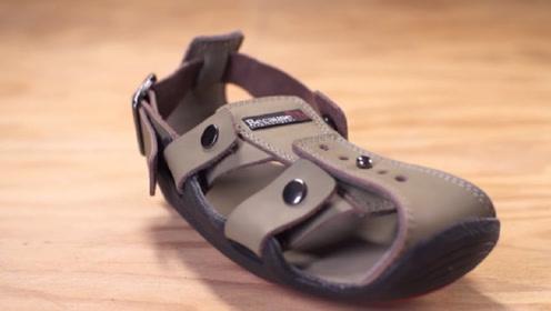 """国外发明会""""长大""""的鞋,穿五年都不怕坏,网友:有冬季款的吗?"""