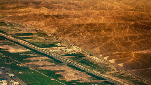 """中国治理沙漠30年,如今却发现一些""""东西"""",让治沙人心寒!"""