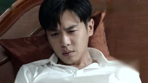《谍战深海之惊蛰》拿着张离留给他的头发,陈山伤心地哭了