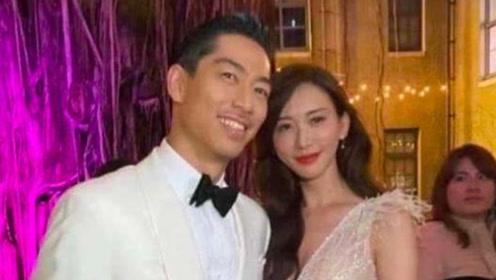 林志玲婚后首现身,手捧粉色玫瑰花,避谈婚后备孕问题