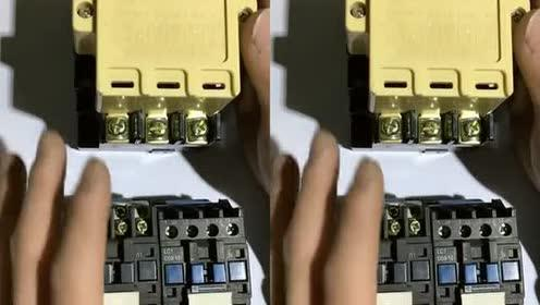 电工知识三种接触器的区别讲解!受教了!