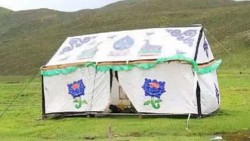 在西藏看见白色帐篷时要留心,男孩不要进去,特别是已婚男士
