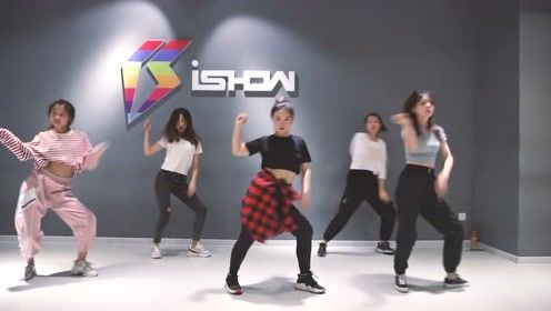 南京Ishow爵士 舞蹈《attention》