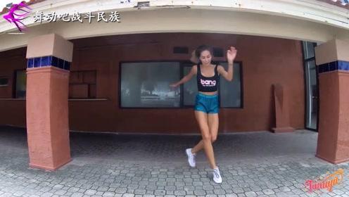 """就是正宗!莫斯科鬼步舞冠军的脚法看着太""""得劲""""了"""