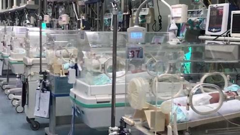 世界早产儿日,那对安徽进京的早产儿双胞胎病情好多了,还长体重了
