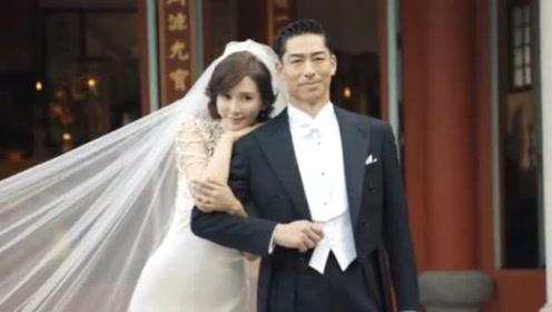 林志玲身穿洁白婚纱现身,被曝腰变粗了,疑似怀孕?