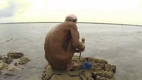 76岁老人为感悟大自然,竟在荒岛上定居20年,现状曝光后令众人沉默