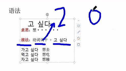 韩语学习教程:零基础韩语发音韩语语法如何学习
