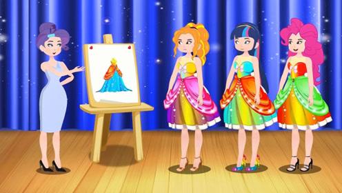 女孩参加服装设计大赛,为夺冠军弄虚作假,不料竟被当场拆穿!