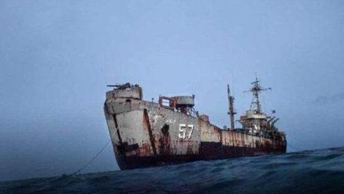 军舰退役后,为何各国宁可沉海也不拆解回收?实在是太贵