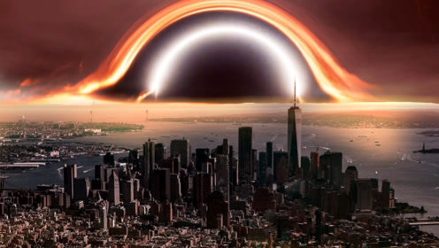 科普一下,假如一颗太阳质量的黑洞代替太阳,我们会怎样?