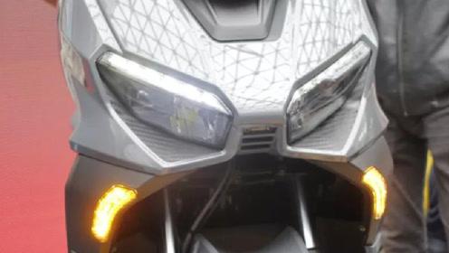 售价2.3万排量300CC标配ABS国四排放,与比亚乔同款发动机