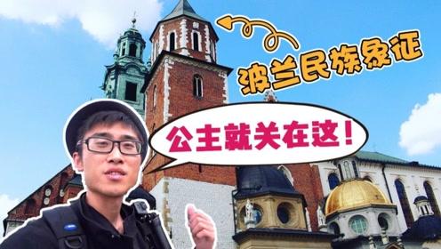 """带你参观波兰""""故宫"""":瓦维尔城堡,我仿佛穿越到童话故事里了!"""