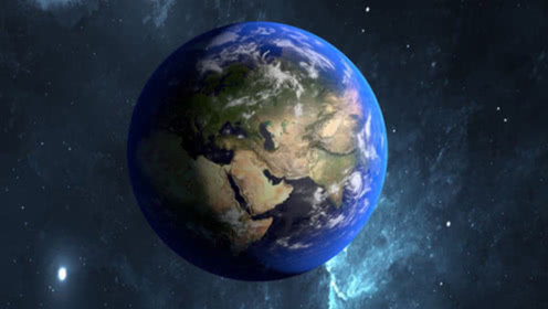为什么地球不会往下掉,反而漂浮在太空?宇宙的上下都在哪里?