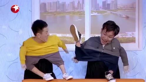 """综艺:来自上海开心麻花的""""小人打架""""!"""