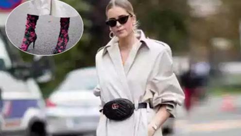 今年冬季最流行的鞋子,个性又时髦的袜靴,追求时尚的别错过!