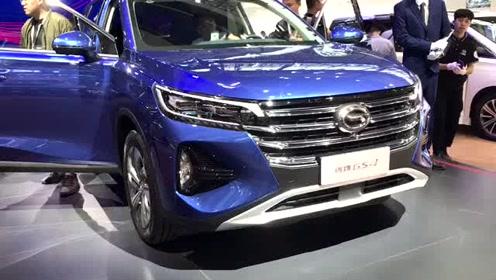广州车展抢鲜看:广汽传祺GS4售价8.98万—15.18万