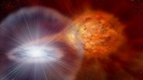 宇宙中出现新的大胃王,专门吞噬死亡恒星,以为自己是黑洞啊?