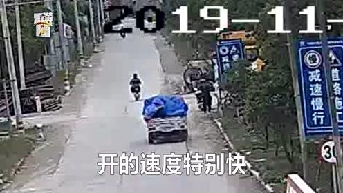 """开车""""像小鸟扇翅膀"""",走路歪歪扭扭,温州交警找到ta"""