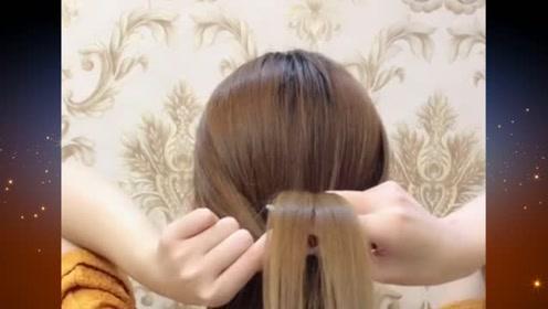 秋冬季节,扎这样的发型,让你更显美丽动人