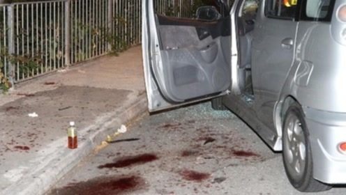 香港又发生砍人案件!两男子驾车途中遇抢劫 双双中刀被抢4000港币