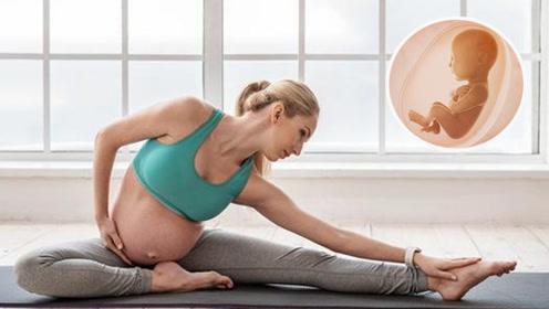 怀孕后3个小动作孕妈最好别做,可能会伤及胎儿