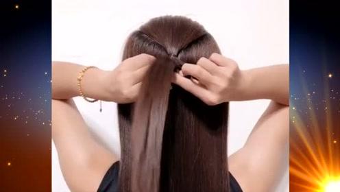女神们都在扎的扎发发型,精致优雅又好看,赶快来学学吧
