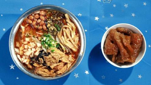 """早餐中国:吃货必备美食地图来咯!螺蛳粉吃完后""""真香""""了"""