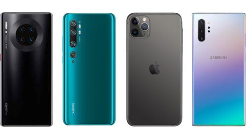 DXOMARK公布2019年度最佳拍照手机,华为小米成大赢家