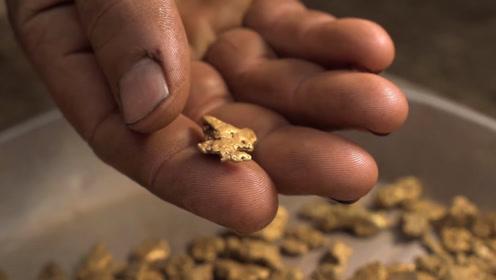 """世界上最""""奇怪""""的金矿,黄金遍地却没人挖?淘金者:有胆你试试"""