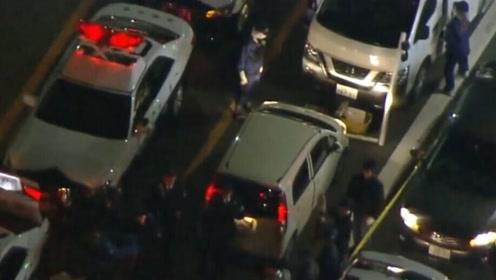 帮派斗争?日本黑帮山口组头目当街被枪击 身中数枪身亡
