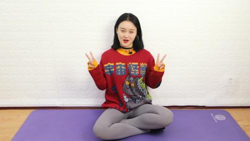缓解腰背酸痛和僵硬,就练2个瑜伽运动