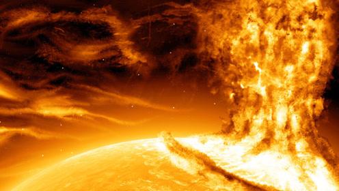 太阳上也会刮龙卷风,大小堪比一颗星球,水星离那么近却没事!