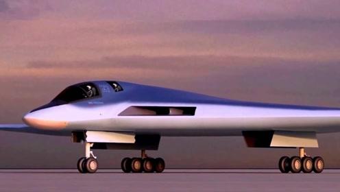 """俄""""超级轰炸机""""开始测试,并非为压制B-2,而是比肩B-21"""